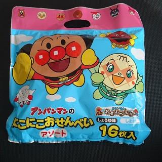 アンパンマン(アンパンマン)のアンパンマン せんべい(菓子/デザート)