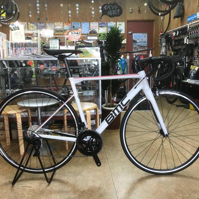 2019『BMC ALRチームマシン』51サイズ シマノ105 スポーツ/アウトドアの自転車(自転車本体)の商品写真