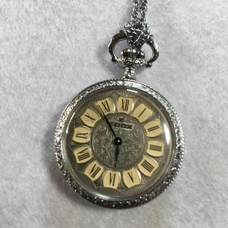 エドックス(EDOX)のEDOX ペンダントタイプ 懐中時計  手巻きアンティーク(腕時計)