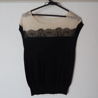 ダブルスタンダードクロージング(DOUBLE STANDARD CLOTHING)のダブルスタンダードクロージング トップス(カットソー(半袖/袖なし))