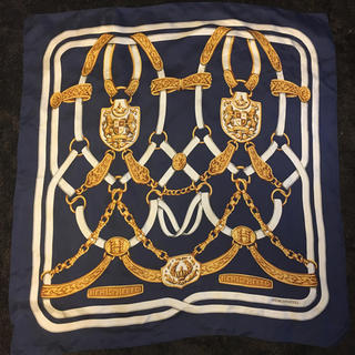 エミスフィール(HEMISPHERE)のエミスフィール シルク スカーフ HEMISPHERES(バンダナ/スカーフ)