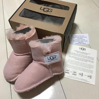 アグ(UGG)のUGG  kids ルームシューズ r♡さん専用(ブーツ)
