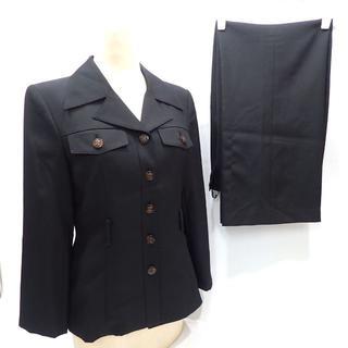 C391 中古 varier ヴァリエール レディース スーツ 上下セット(スーツ)