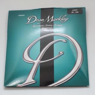 新品 ディーンマークレー エレキベース弦 40-100(2602A)(弦)