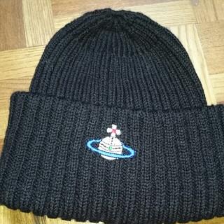 ヴィヴィアンウエストウッド(Vivienne Westwood)のビビアンウエストウッドニット帽(ニット帽/ビーニー)