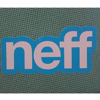 ネフ(Neff)のneffステッカー スノーボード(アクセサリー)