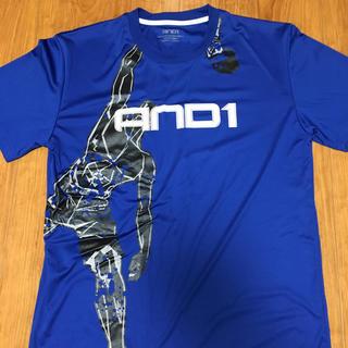AND1 バスケットTシャツ