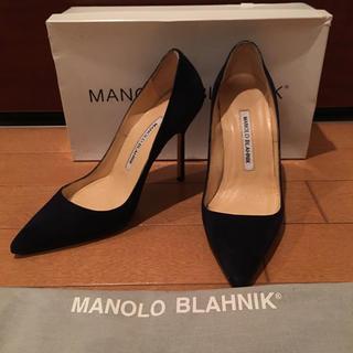 マノロブラニク(MANOLO BLAHNIK)のMANOLNBLAHNIK マノロブラニク(ハイヒール/パンプス)