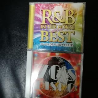 R&B、DISCO2枚