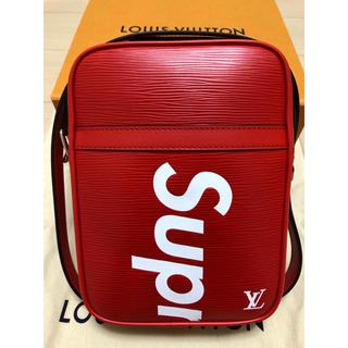 ルイヴィトン(LOUIS VUITTON)の未使用品 ルイヴィトン  シュプリーム  コラボ ショルダーバッグ(ショルダーバッグ)