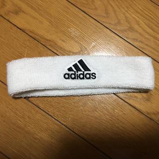 アディダス(adidas)のアディダス ヘアバンド(ヘアバンド)