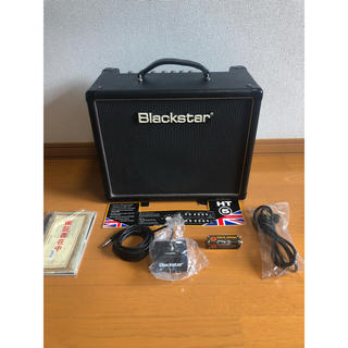 chrome様専用black star HT-5 ブラックスター(ギターアンプ)