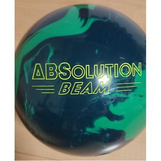 【ボウリングボール ABS】アブソリューションビーム 15p(ボウリング)