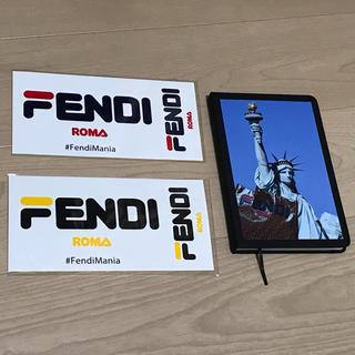 フェンディ(FENDI)の【専用ページ】FENDI  ステッカー ノート フェンディ FENDIMANIA(ノベルティグッズ)