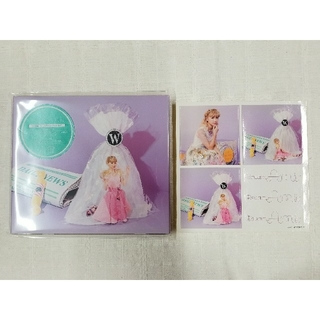 ドリーム(Dream)のDream Ami Wonderland CD&ステッカー セット(ミュージシャン)