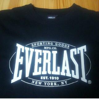 EVERLAST☆Tシャツ☆黒Tシャツ☆