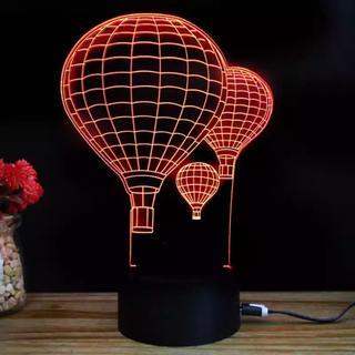 ザラホーム(ZARA HOME)の寝室 ランプ オシャレ LED 気球 ルームランプ(フロアスタンド)