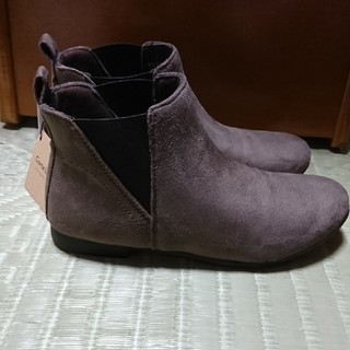 コルテラルゴ(CorteLargo)のCorte Largo ショートブーツ 新品(ブーツ)