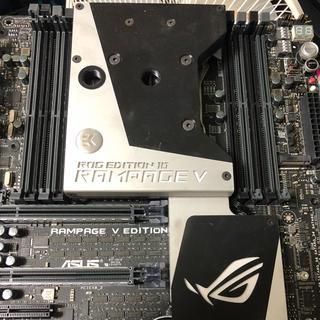 エイスース(ASUS)のIntel Corei7 5960x みなづき様専用品(PCパーツ)