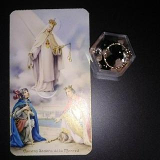 マリア様ヴィンテージホーリーカード  王冠ピンキーリング(リング(指輪))