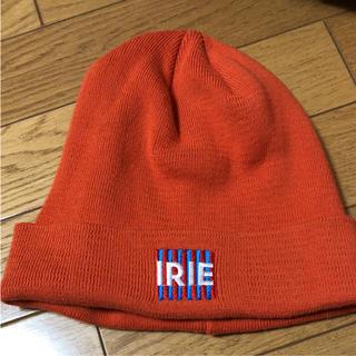 アイリーライフ(IRIE LIFE)のIRIEニット帽(ニット帽/ビーニー)