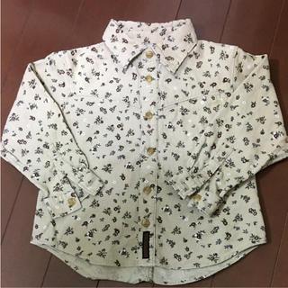 e72d2e878e2f7 コムサイズム(COMME CA ISM)のCOMME CA ISMのベビーシャツ(90)