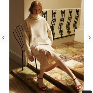 デミルクスビームス(Demi-Luxe BEAMS)のデミルクスビームス コーデュロイ スカート ピンク(ひざ丈スカート)