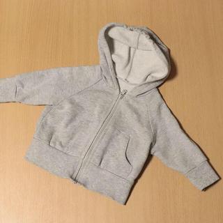 ムジルシリョウヒン(MUJI (無印良品))の無印良品 パーカー(ジャケット/コート)