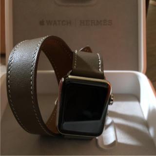 アップルウォッチ(Apple Watch)のにゃー様専用 HERMES Apple Watch(腕時計(デジタル))