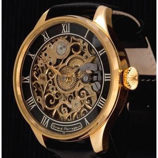 ジラールペルゴ(GIRARD-PERREGAUX)のジラールペルゴのアンティーク メンズ時計   限定 ヴィンテージ フェラーリ(腕時計(アナログ))