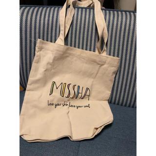 ミシャ(MISSHA)のMISSHA トートバッグ(トートバッグ)