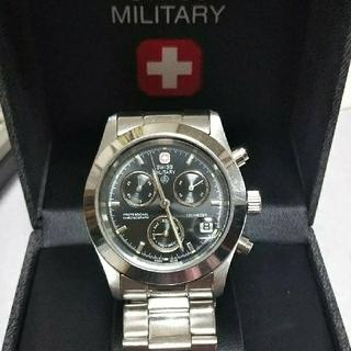 スイスミリタリー(SWISS MILITARY)のスイスミリタリー 腕時計レディース(腕時計)