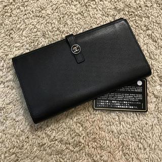 シャネル(CHANEL)の美品 シャネル 長財布(財布)