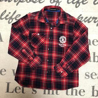 ブルークロス(bluecross)の14.まとめ可⭐︎ブルークロス☆ S(140)☆赤ネルシャツ(その他)