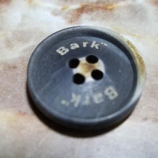 バーク(BARK)のBark ボタン(ダッフルコート)