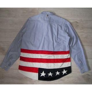 ヴィスヴィム(VISVIM)のLUNGTA B.D.STARS SHIRT 2 visvim FLAG シャツ(シャツ)