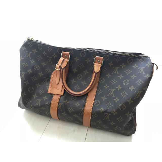 5293f26dd821 LOUIS VUITTON(ルイヴィトン)の ルイ・ヴィトン(LOUIS VUITTON) 中古 ボストン