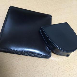 キプリス(CYPRIS)のキプリス 二つ折り財布  グレンロイヤル 小銭入れセット(折り財布)