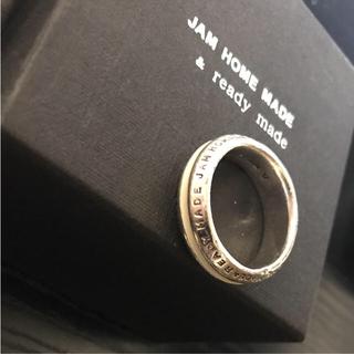 ジャムホームメイドアンドレディメイド(JAM HOME MADE & ready made)のジャムホームメイド 19号 リング(リング(指輪))