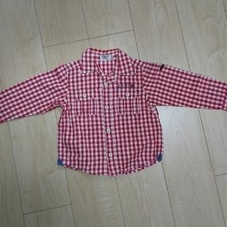 ダブルビー(DOUBLE.B)のミキハウス  DOUBLE.Bのシャツ、サイズ100(ブラウス)