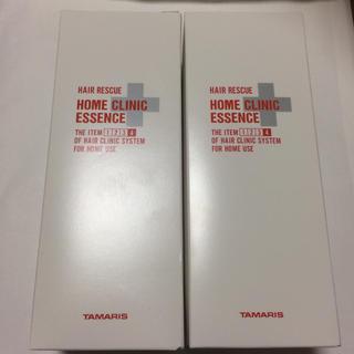 タマリス(Tamaris)のタマリス ヘアレスキュー ホームクリニックエッセンス 180g×2本(トリートメント)