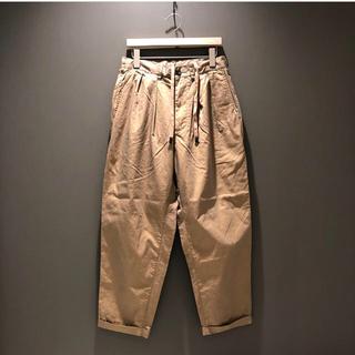 ビームス(BEAMS)の美中古 18aw beams ssz berry 2p trousers xs(チノパン)