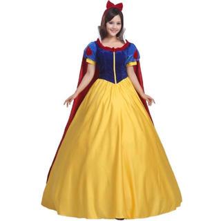 Disney - ハロウィン コスプレ 仮装 ディズニー プリンセス 白雪姫