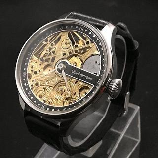 ジラールペルゴ(GIRARD-PERREGAUX)のジラールペルゴのアンティーク時計   限定 メモリジン ウブロ(腕時計(アナログ))