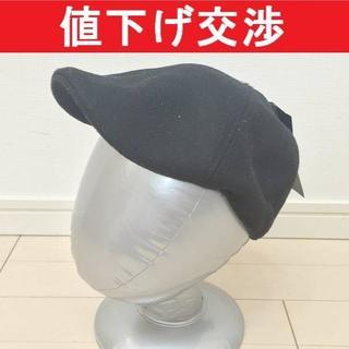 ザラ(ZARA)の[新品]ZARA ザラ ハンチング帽 フェルトウール メンズ[正規] (ハンチング/ベレー帽)