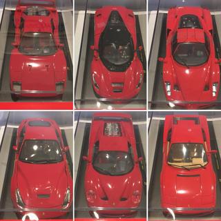 フェラーリ(Ferrari)のデアゴスティーニ レ・グランデ フェラーリ コレクション(模型/プラモデル)