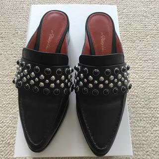 スリーワンフィリップリム(3.1 Phillip Lim)のPhillip Lim Quinn mule 靴(ローファー/革靴)