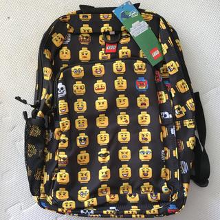 レゴ(Lego)のLEGOリュックジュニア〜大人用ミニフィグ柄(リュックサック)
