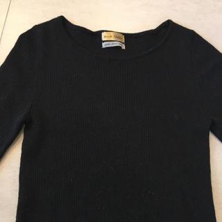 ノーブル(Noble)の専用☆Noble リブ ウールTシャツ(ニット/セーター)