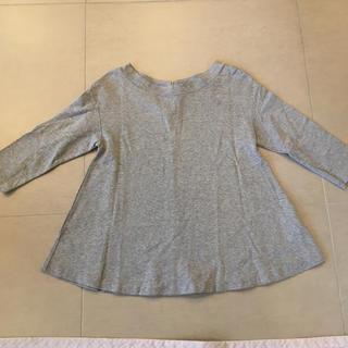 スピックアンドスパンノーブル(Spick and Span Noble)のNoble コットンAラインTシャツ(Tシャツ(長袖/七分))